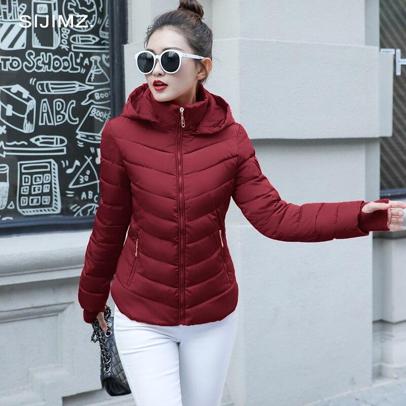 Winter Jacke Frauen Mantel Parka Bf Stil Warme Verdicken Unten Baumwolle Jacke Oberbekleidung Lose Winter Mantel Frauen Kurze Jacke Mantel Q903 Heimtextilien