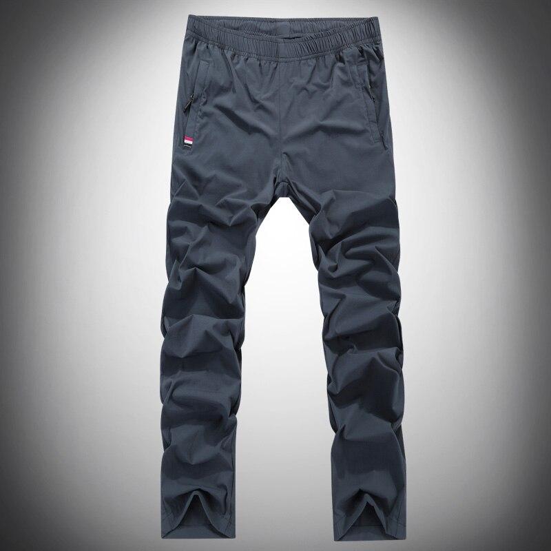 2018 Nouveaux Pantalons de Plein Air Hommes de Haute Qualité Imperméable À L'eau À Séchage Rapide Camping et Randonnée Pantalon dans Randonnée Pantalon de Sports et loisirs