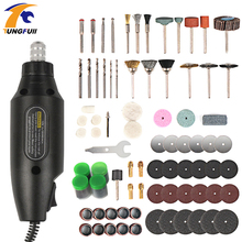 Tungfull Drill Power Tools Electric Mini Grinding Accessories Set 220V Wireless Engraving Pen For Dremel tools
