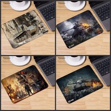 Yuzuoan New World of tanks mouse pad Hot sales WOT mousepad laptop mouse pad