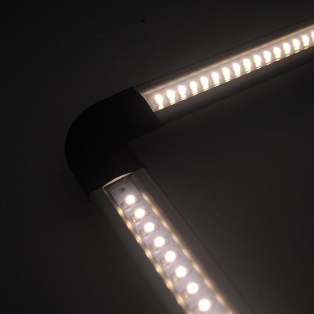 Low voltage strip lights