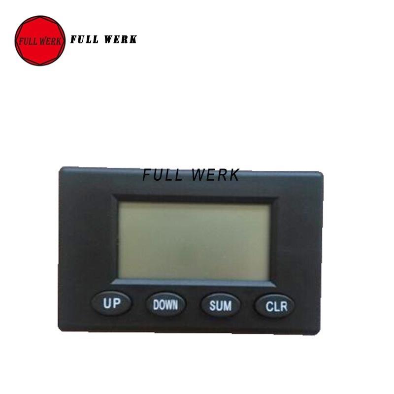 1 Set V1 Plastik İnfraqırmızı Ultrared Lap Taymer Simsiz - Motosiklet aksesuarları və ehtiyat hissələri - Fotoqrafiya 3