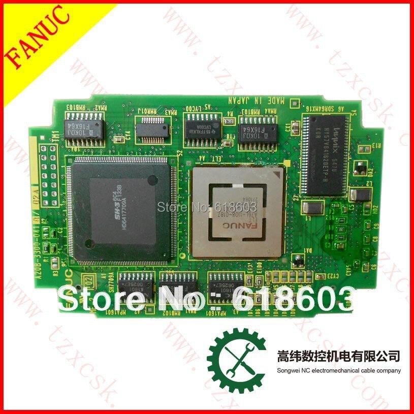 Fanuc scheda video scheda A20B-3300-0410 testati al 100% ok
