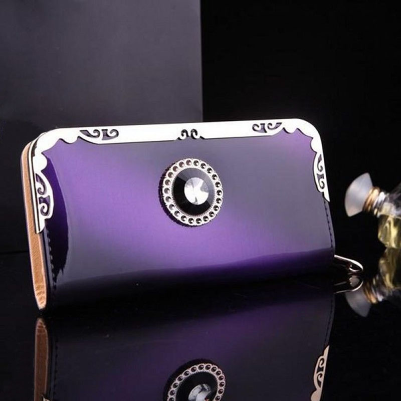 Women Fashion PU Leather Clutch Wallet Card Holder Bag Ladies Long Purse Handbag new arrivals fashion women pu leather zipper wallet clutch card holder purse lady long handbag dec26