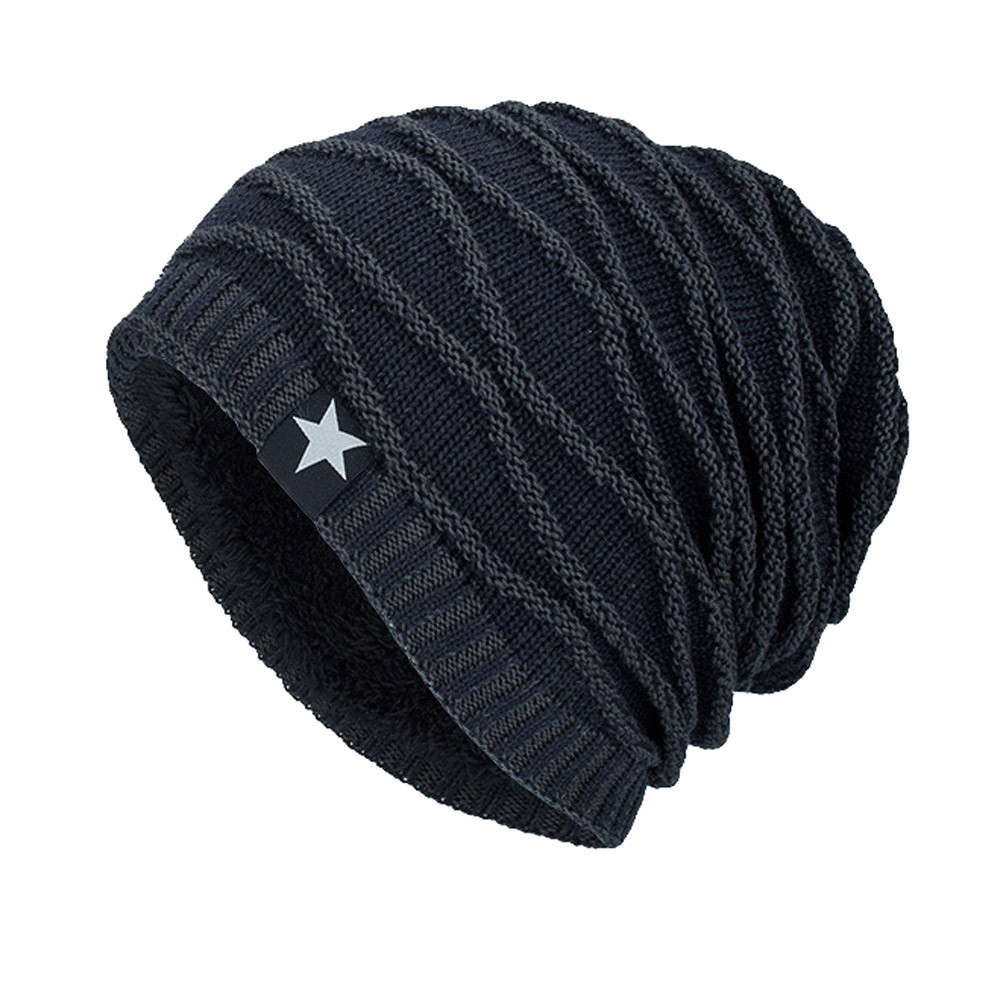 Unisex Knit Cap Hedging Head Hat Beanie Cap Warm Outdoor Fashion Hat Dropshipping Decoration Accessories Discount