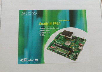 ALTera FPGA Development Board Stratix III EP3SL150F1152 DK-DEV-3SL150N-0D altera cyclone4 fpga core board system board development board ep4ce6e22c8n