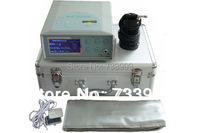 Single health care instrument Detox Machine Ion Foot Spa Bath detox from feet with FIR BELT and TENS therapy 8pcs/lot Wholesale