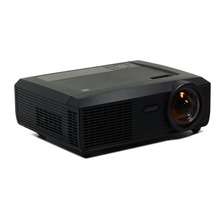 educational projector HD DLP shutter 3D 260W 3200 ANSI daytime use for exhibition home cinema 30-300inch big image