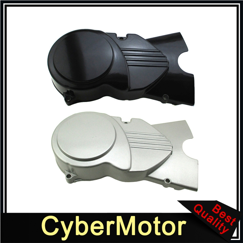 Left <font><b>Engine</b></font> Stator Cover For Dirt Pit Bike Chinese <font><b>Lifan</b></font> YX 50cc <font><b>70cc</b></font> 90cc 110cc 125cc SSR YCF IMR Atomik Thumpstar BSE Apollo image