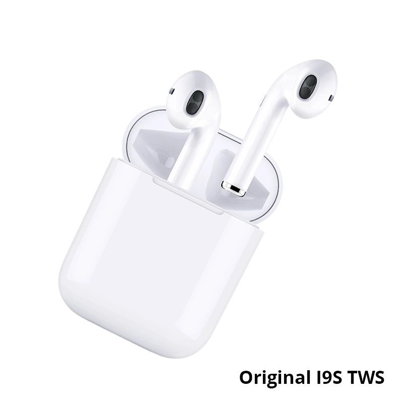 I9s TWS Mini Bluetooth Drahtlose Kopfhörer Headset Mit Ladegerät Box für iPhone Blutooth Ohrhörer Kopfhörer Ohrhörer fone de ouvido