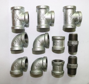 (Pour DN15 trou intérieur du tuyau   20mm) tuyau industriel, bricolage de Style LOFT, accessoires de meubles, pièces d'étagères murales, raccord de tuyau