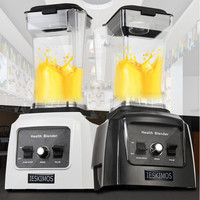 220V Multifunctional Electric Sand Ice Machine Smoothie Ice Crusher Maker Fruit Juicer For Coffee Shop Milktea