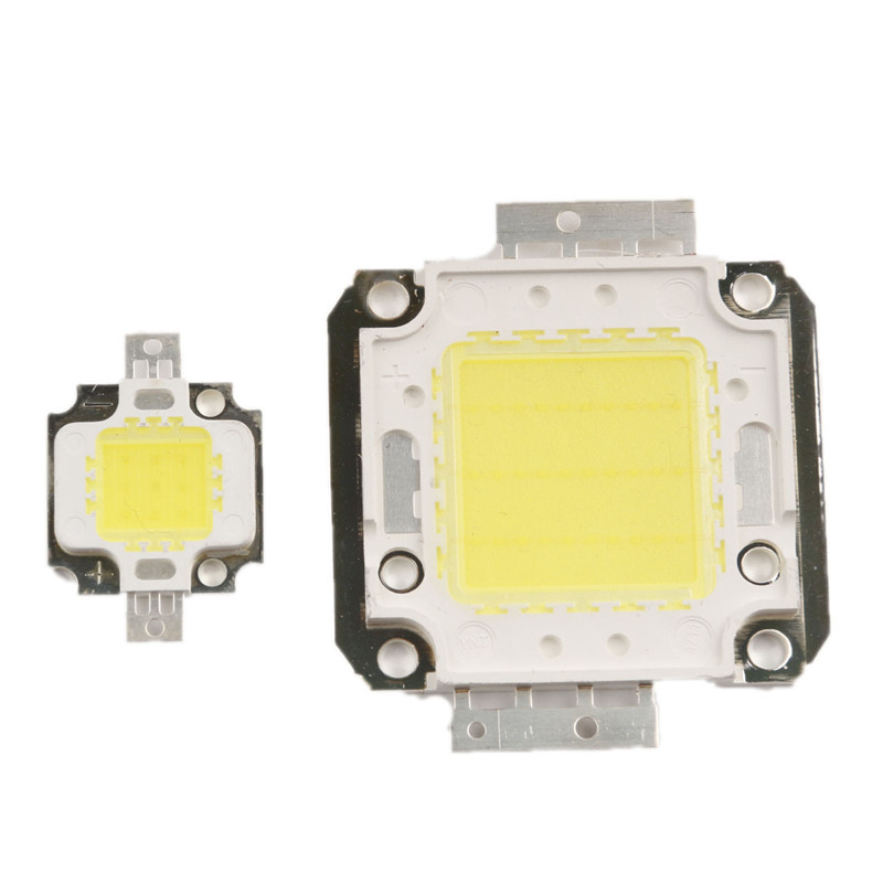 Blanco/blanco cálido 10 W 20 W 30 W 50 W LED light Chip DC 12 V 36 V mazorca integrada lámpara LED diodos DIY reflector bombilla image