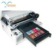 Multi Color Printing UV Flatbed Printer AR LEDMini4