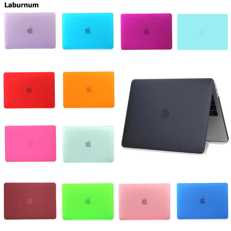 HOT Sell Hard Shell laptop Case For Apple MacBook Pro 13 2016 A1706 Air 11 12 13 Retina 13 Pro A1708 15inch Touch Bar A1707 for macbook pro 13 15 2017 2016 case with non touch bar a1706 a1707 a1708 laptop print case cover air pro retina 13 3 15 4