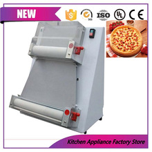Automatioc 220V pizza dough pressing machine/pizza roller sheeter maker/pizza forming machine