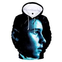 3D Shawn Mendes hoodies women and men fashion hip hop clothe