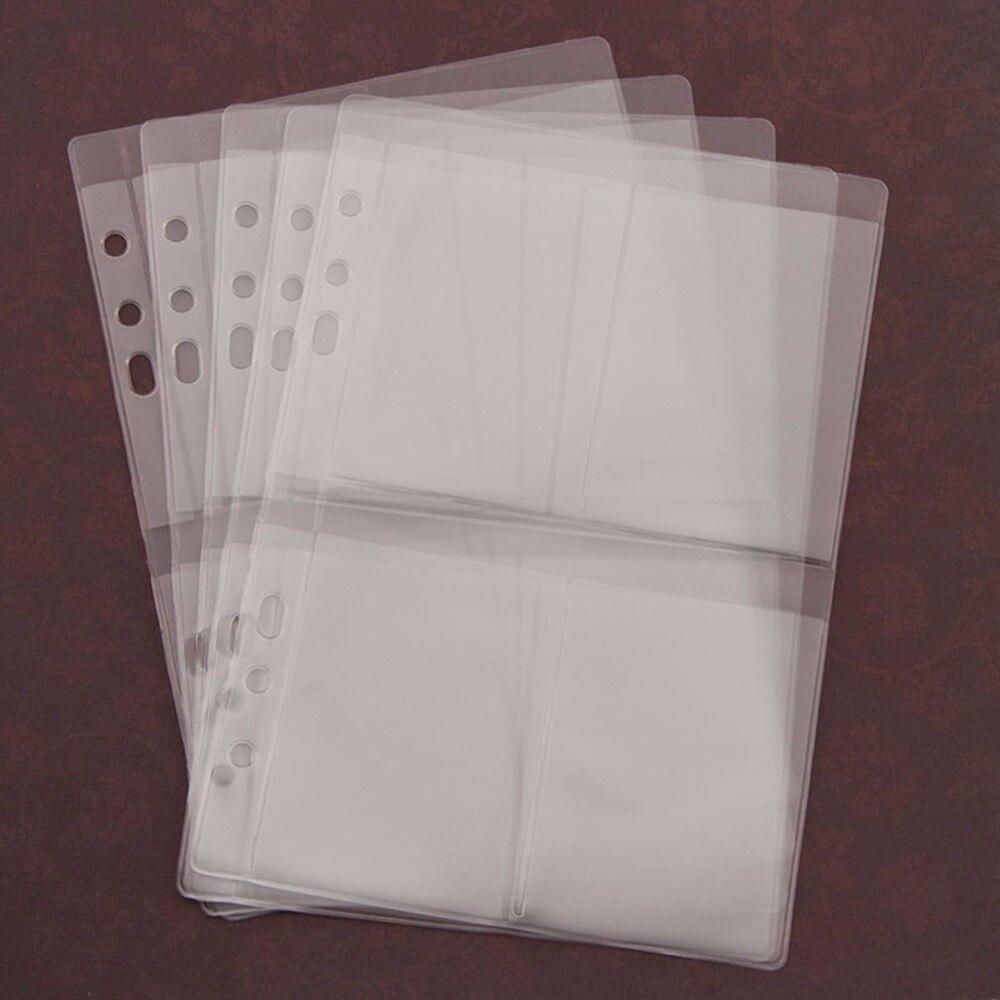 DIY Scrapbooking Cutting Dies Stencil Storage Book Collection Album Inner Pages/Cover Holder