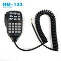 8 Pin RJ-45 Plug DTMF HM-133 Car Radio Handheld Mic Speaker Microphone for ICOM IC-2725E IC-208H IC-E208 IC-207H D-800H