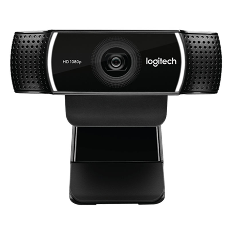 Image 3 - Logitech C922 PRO autofocus built in microphone full HD anchor webcam-in Webcams from Computer & Office
