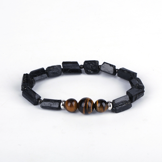grande delicious anklet unisex black bracelet onyx products wrap california triple