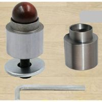 Bead Knife Bottom Die Prevent Dislocation Off Centre Beads Center Fixation Tool Wooden Beads Cutting Forming