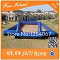 O Envio gratuito de Jogos Do Esporte Inflável Campo de Futebol Inflável, Campo de Futebol inflável