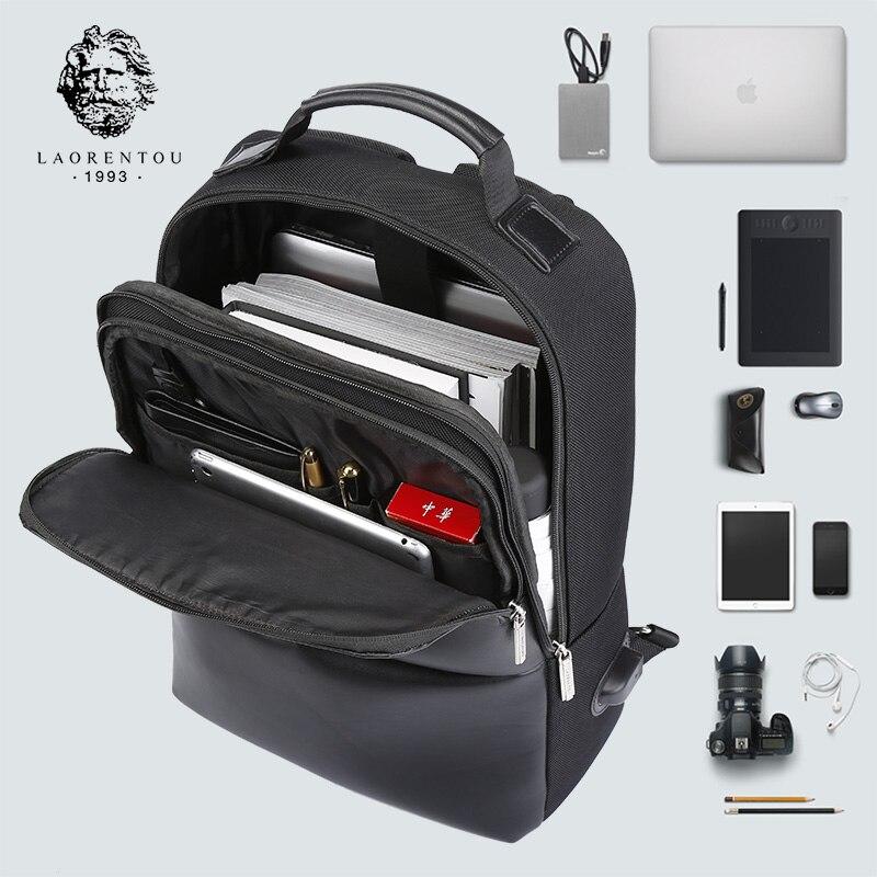 Laptop Business Diebstahl Rucksack Multifunktions Marke Männer Reise Kapazität Anti Laorentou Große Schule Computer 847j023l1a Männlichen Tasche Eg7qwCnn