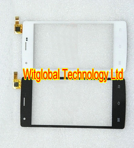 New For 4.7 keneksi Dream touch screen digitizer glass touch panel Sensor Replacement Free Shipping keneksi flash black