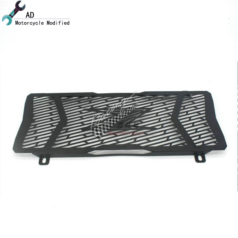 Z 650 2017 Motorcycle Radiator Guard Grille Cover Stainless Steel Protector Bezel Grill For KAWASAKI Z650 17 Accessories # for kawasaki z900 2017 motorcycle radiator guard gloss stainless steel grille bezel radiator net protective cover
