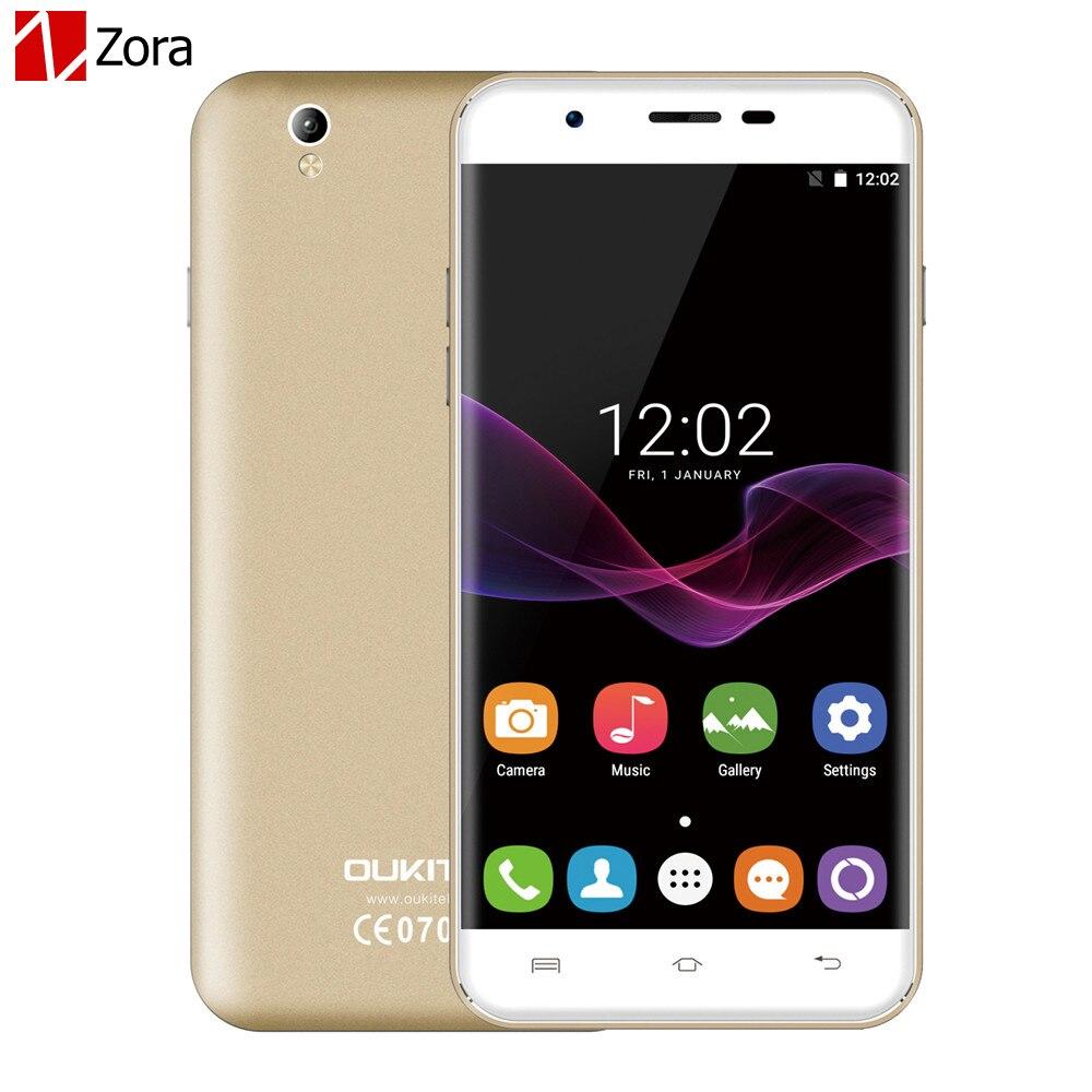 Original OUKITEL U7 MAX 3G Mobile Phones Android 6 0 1GB RAM 8GB ROM Quad Core