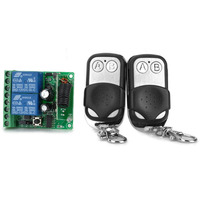 Niversal RFID Door Access Control System 315MHz Gate Garage Door Opener Remote Control Transmitter