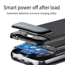 Portable Fast Charging Power Bank with 3 Input/Output