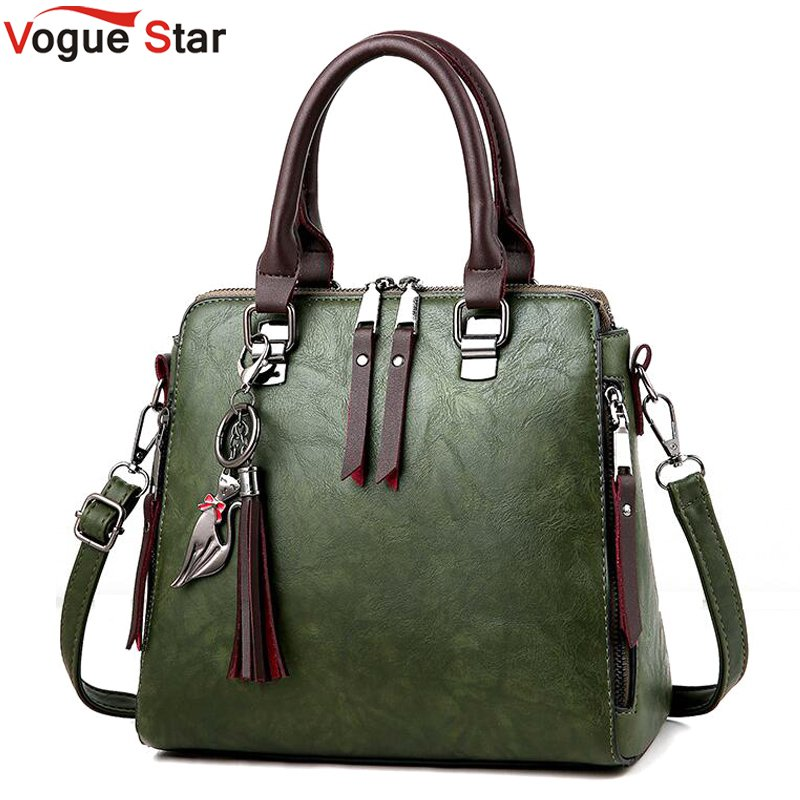 Women Handbag Famous Brand PU Leather Lady Handbags Luxury Shoulder Bag Large Capacity Crossbody Bags Women Casual Tote LB753 2017 luxury brand women handbag oil wax leather vintage casual tote large capacity shoulder bag big ladies messenger bag bolsa