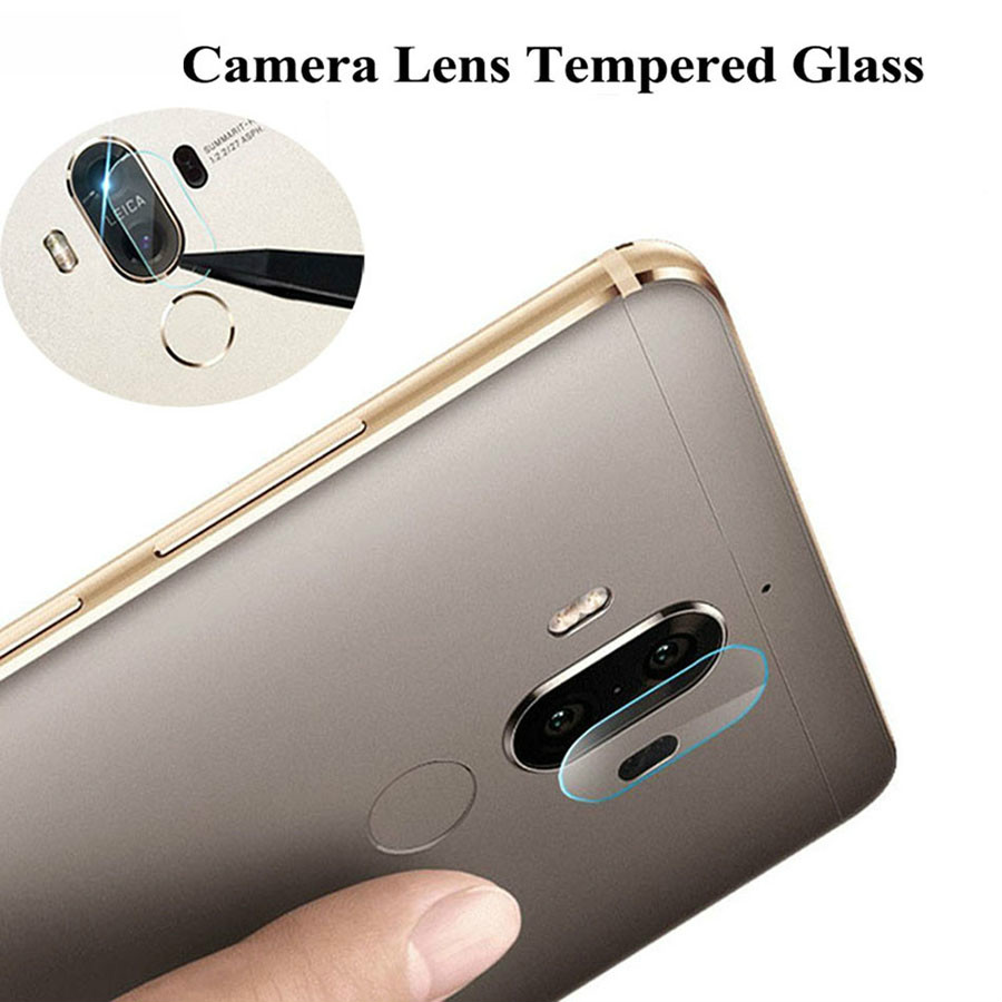 Tempered Glass For Huawei P20 Lite P20 Pro Back Camera Lens For Honor 10 6X 8 9 5X 7i V9 V10 Y7 Prime Y9 2018 Screen Protector