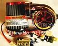 Turbo-500 Turbo kit Turbo coche Electronic MINI eléctrico compresor de la turbina de metal alta calidad para el coche