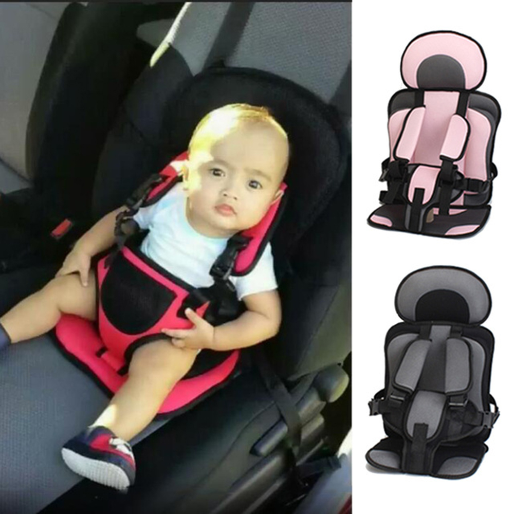 Children Seat Cushion Infant Safe Seat Portable Baby Safety Chairs Stroller Soft Cushion Thickening Sponge Kids Car Seats Pad children red black adjustable cotton child car safety seats comfortable infant practical baby cushion for kids 9 months 12 years