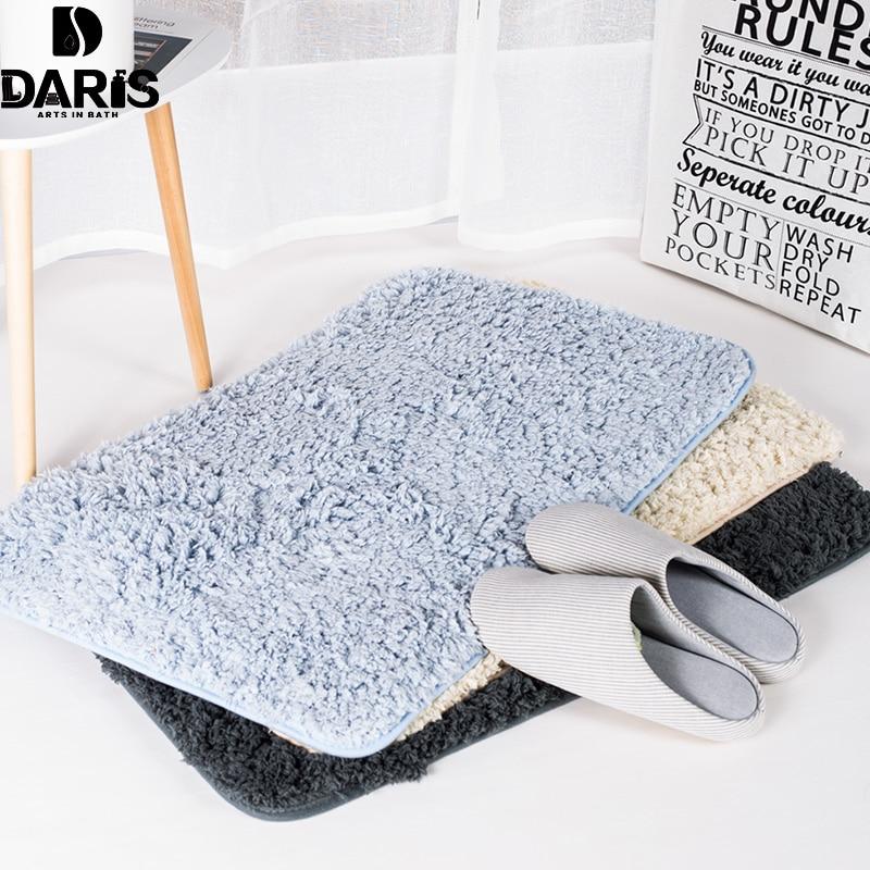 SDARISB Carpet For Living Room Decorative Door Mat Bathroom Bath Floor Mat Water Absorbing Rug Kitchen Mats Carpets Bedroom