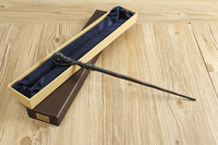 2016 Metal Iron Core Newest Quality Deluxe Harry Potter COS Fleur Delacour Magic Wands Stick With