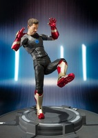 Iron Man Tony Stark Action Figure Spiderman Homecoming 6 Inches  4