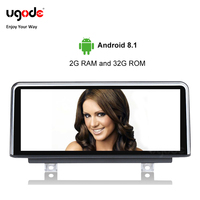 Car PC Monitor 10.25 IPS Screen Android 9.0 for BMW 1 series F20 F21 2012 2016 2 series F23 NBT GPS Auto Mirror Video Audio