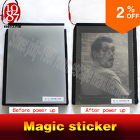 Real Life Room Escape Magic Sticker Adventure Props Power Up Amazing Sticker To See Hidden Clues