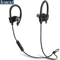 JESBOD S1 Bluetooth V4 1 Headphones Wireless Sports Earphones Sweatproof Headsets Aptx HIFI 3D Stereo With