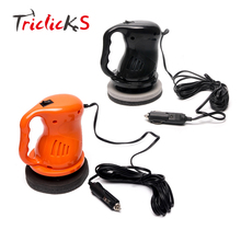 Triclicks Orang Black Waxing Machine Car Polisher Gloss Seal Paint Vehienlar Painted Electric Polishing New