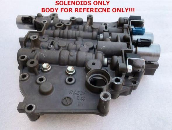 Подлинный транс корпус клапана коробки передач для Тойота Королла Алтис ZRE172 вариатор KA313 K313