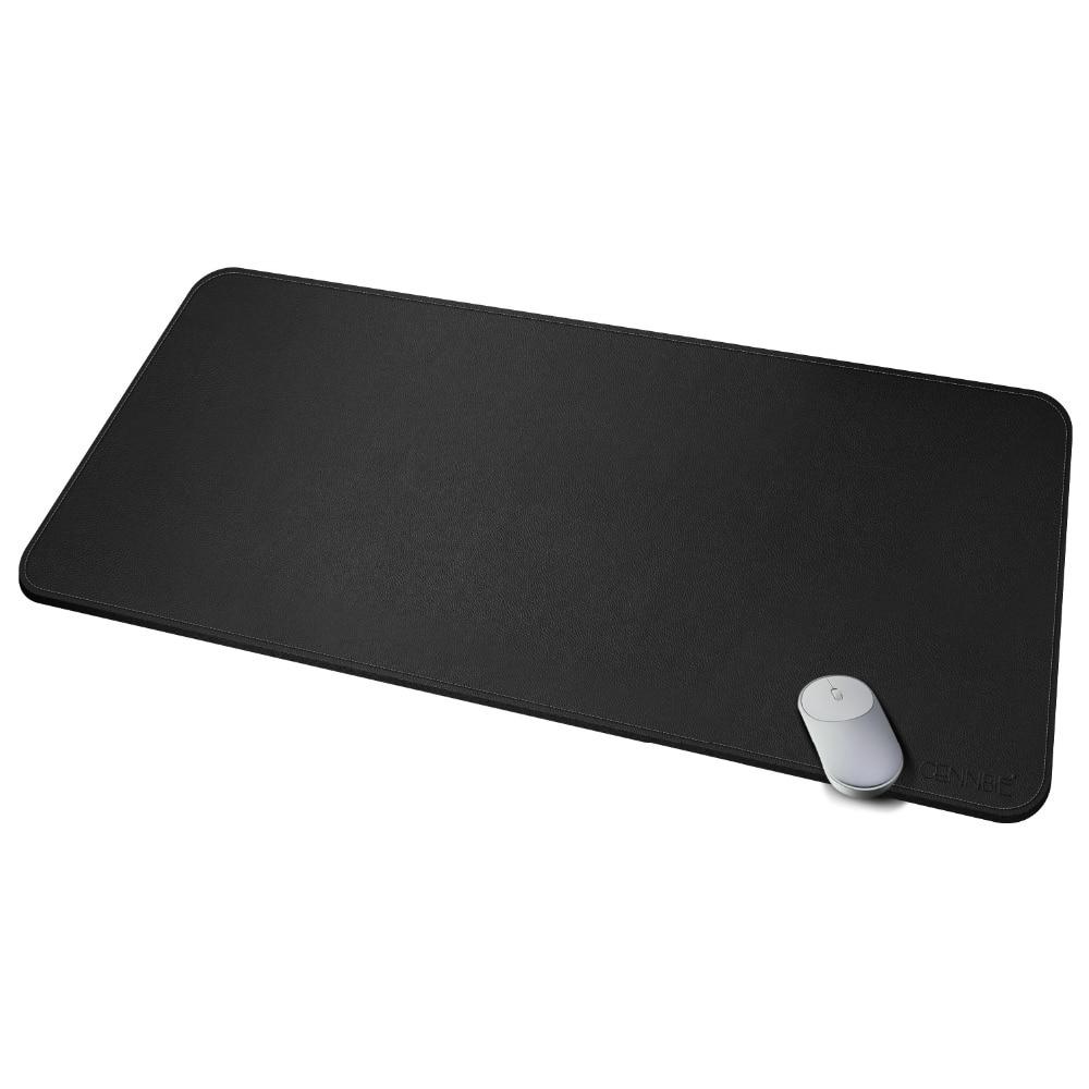 Moda PU bolsa de Couro 100x50cm Grande Gaming Mouse Pad para Dota 2 Diablo 3 LOL CSGO Mouse pad Mousepad para Mesa Tapete Mouse