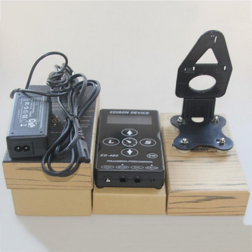 Top quality ed480 full digital pwm control tattoo power for Best tattoo power supply