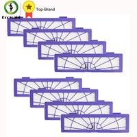 8 Pack High Performance Replacement Filters For Neato Botvac Series Botvac D Models 70e 75 80