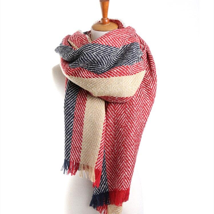 2017 брендінің сәндік шарфы ерлерге - Киімге арналған аксессуарлар - фото 1