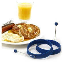 Shaper Meat-Mold-Cutter Cooking-Tool Fried-Egg-Mold Pancake-Poach Kitchen Omelette Silicone